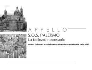 S.O.S. PALERMO LA BELLEZZA NECESSARIA